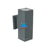 防水压铸6W/3*1w*2 双头射光led壁灯