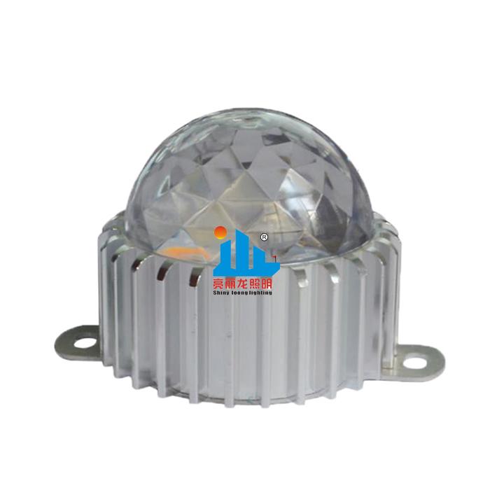 圆形像素灯 防水夜景润饰藻饰灯